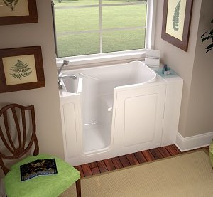 walk-in tubs in Southern New Hampshire